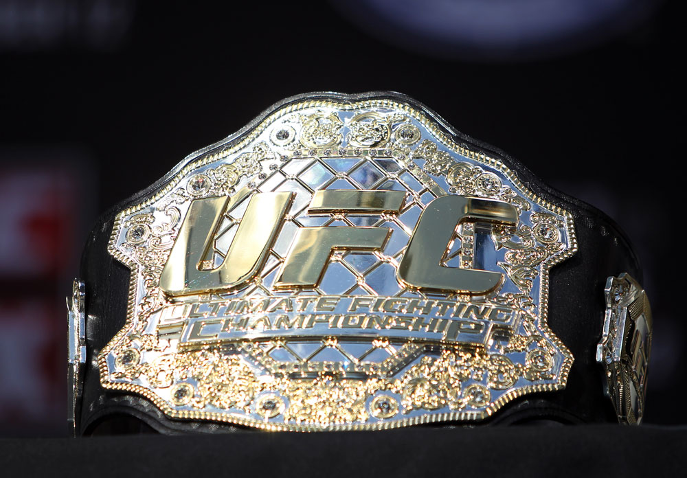 UFC heavyweight title
