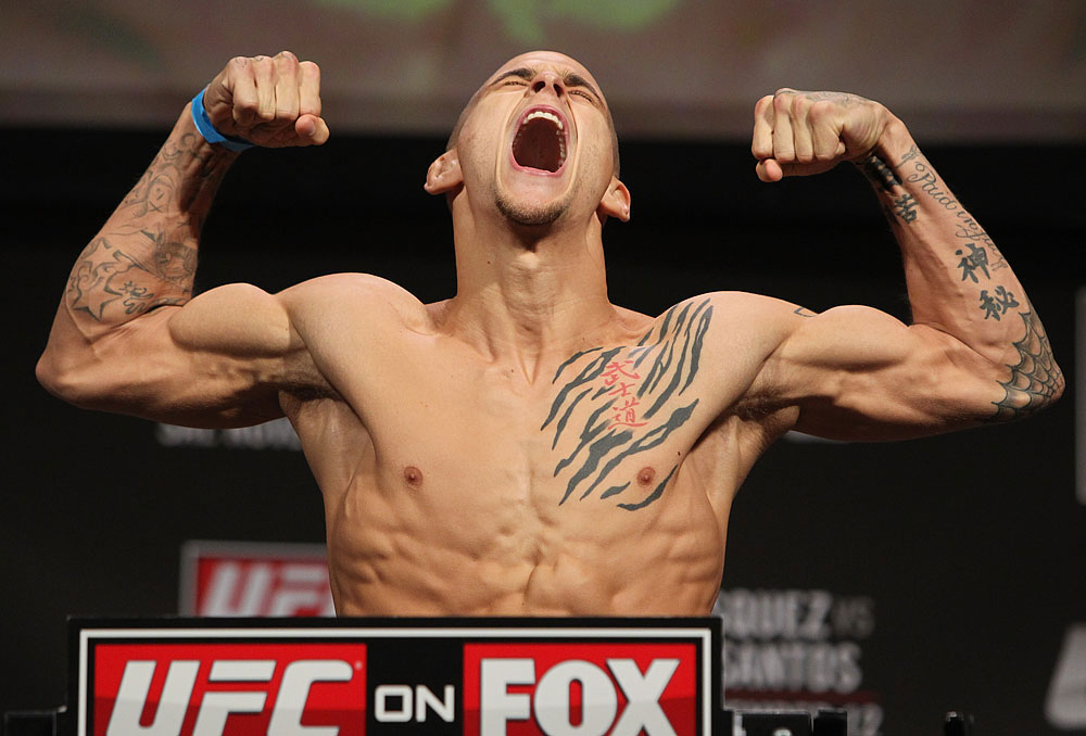 Dustin Poirier