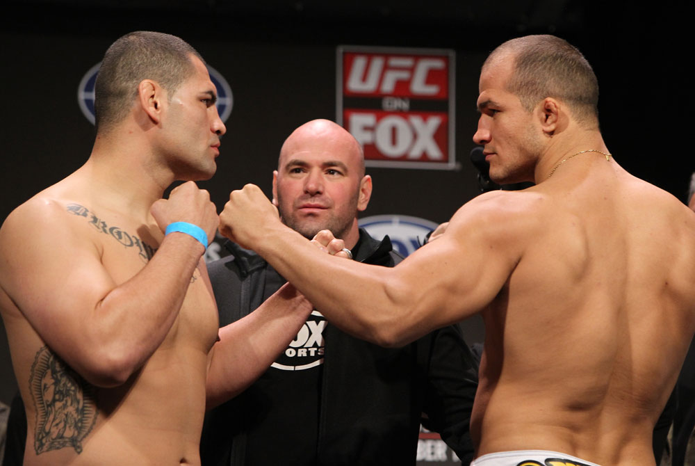 Cain Velasquez &amp; Junior dos Santos