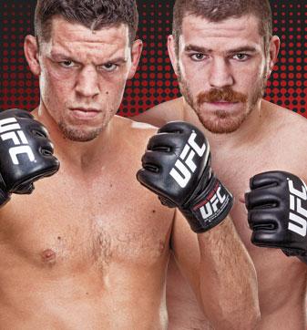 UFC on FOX - Diaz vs. Miller