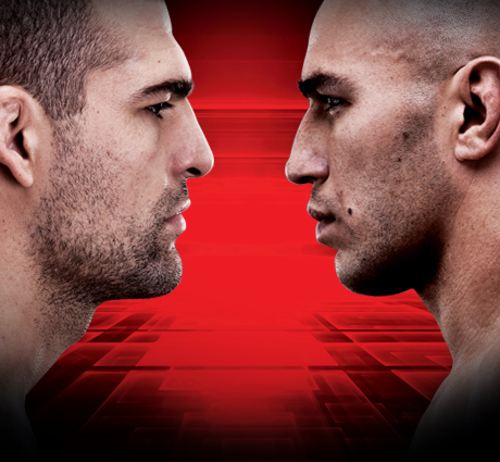 UFC on FOX 4 - Rua vs. Vera