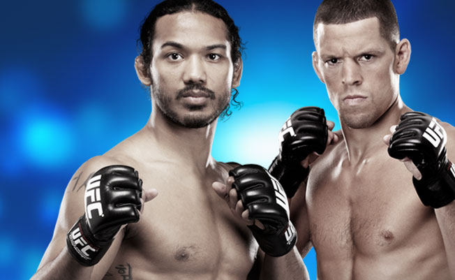Henderson vs. Diaz - Live on FOX - December 8