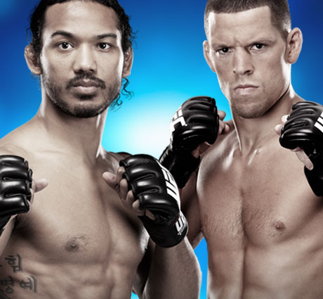 Henderson vs. Diaz - UFC on FOX - Dec. 8