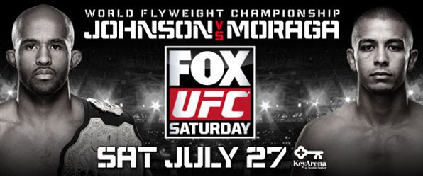 UFC on FOX in Seattle Tickets on Sale May 17