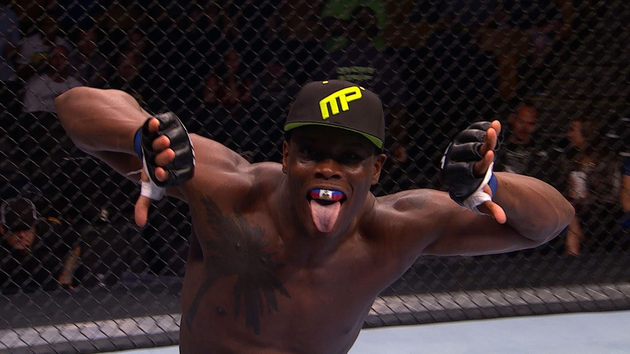 Is Ovince Saint Preux the Future of the Light Heavyweight Division?