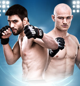 UFC Fight Night: Condit vs. Kampmann 2