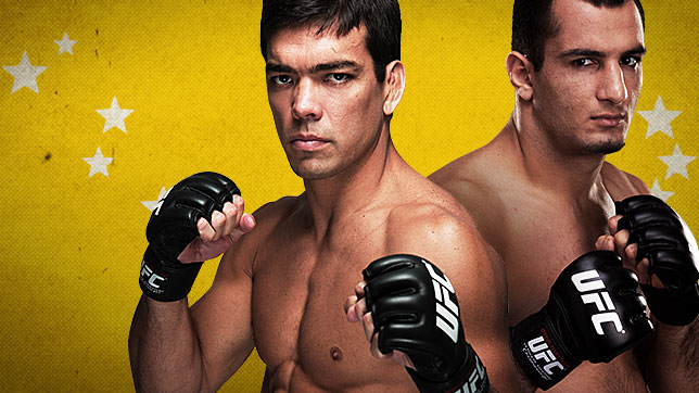 UFC Fight Night: Machida vs. Mousasi