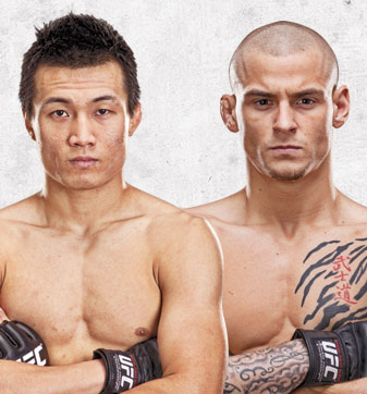 Chan Sung Jung vs. Dustin Poirier