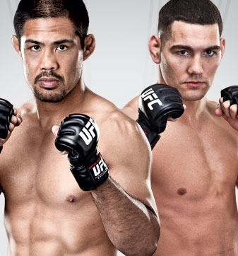 Munoz vs. Weidman