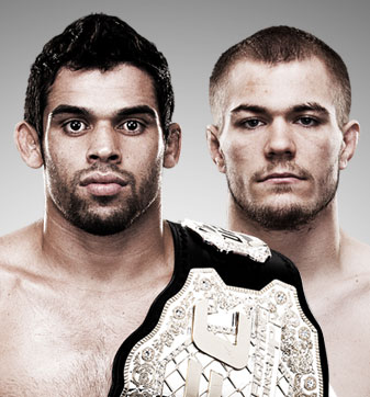 UFC on FUEL TV 7 - Barao vs. McDonald