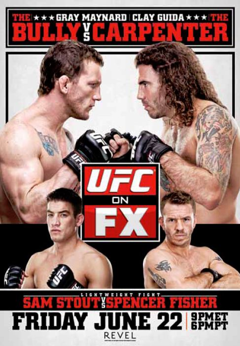 Maynard vs. Guida