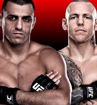 UFC on FX 6 el Viernes 14
