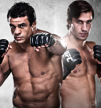 UFC on FX 8: Belfort vs. Rockhold