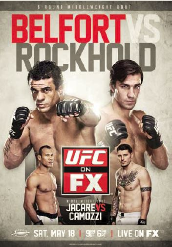 The Downes Side: UFC on FX 8 Predictions