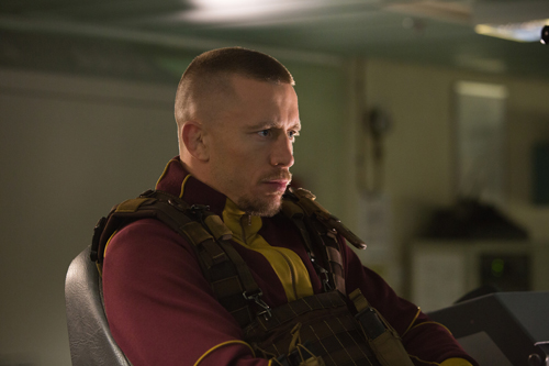 Georges St-Pierre as Batroc