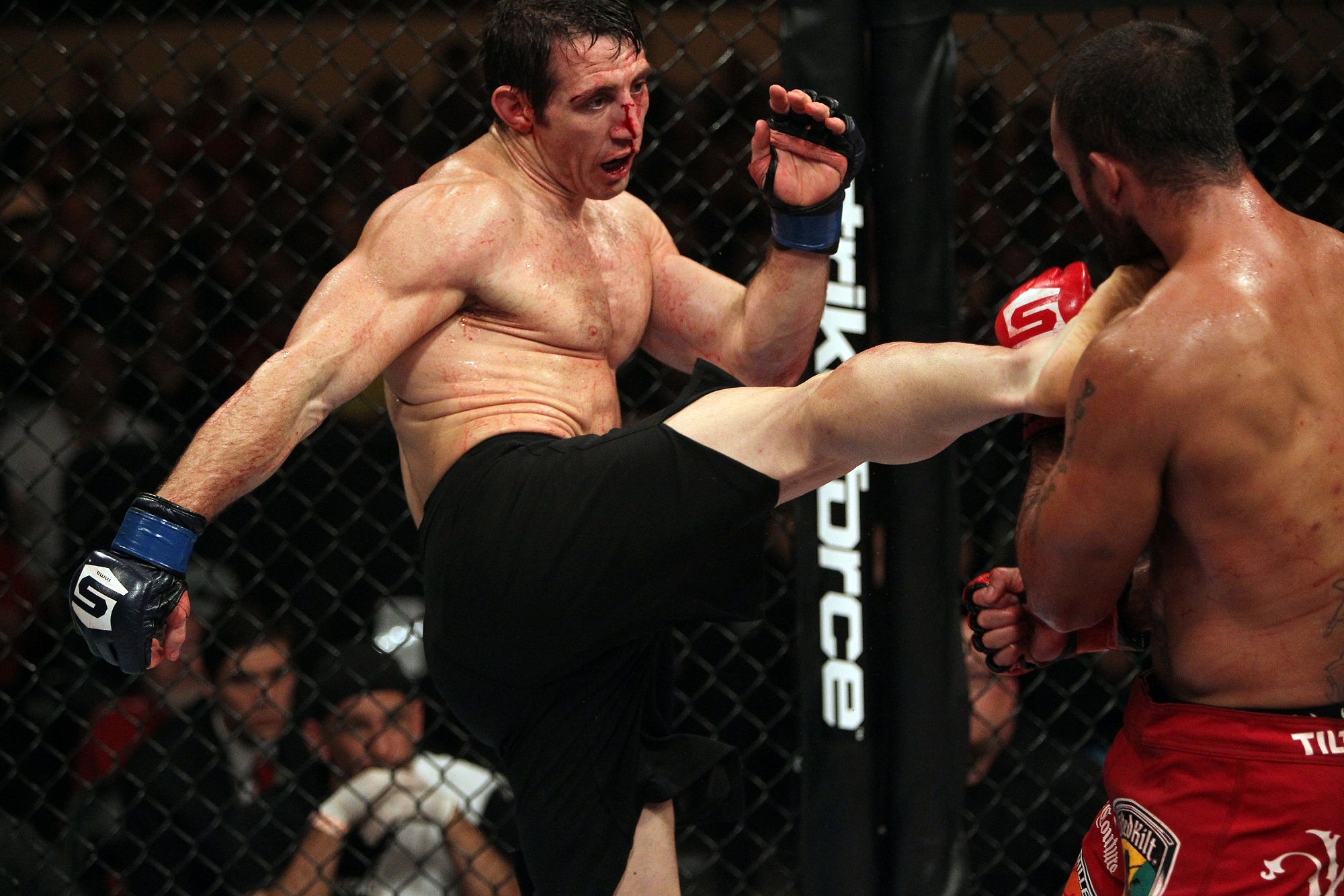 Strikeforce middleweight contender Tim Kennedy