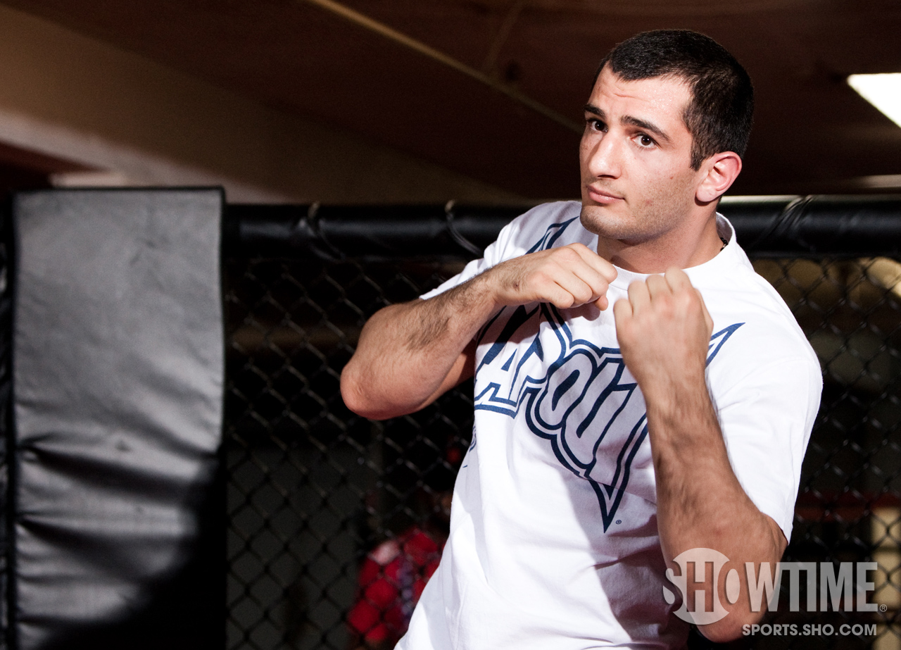 Gegard Mousasi