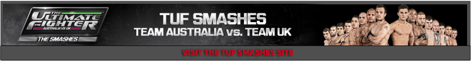 the ultimate fighter australia: the smashes