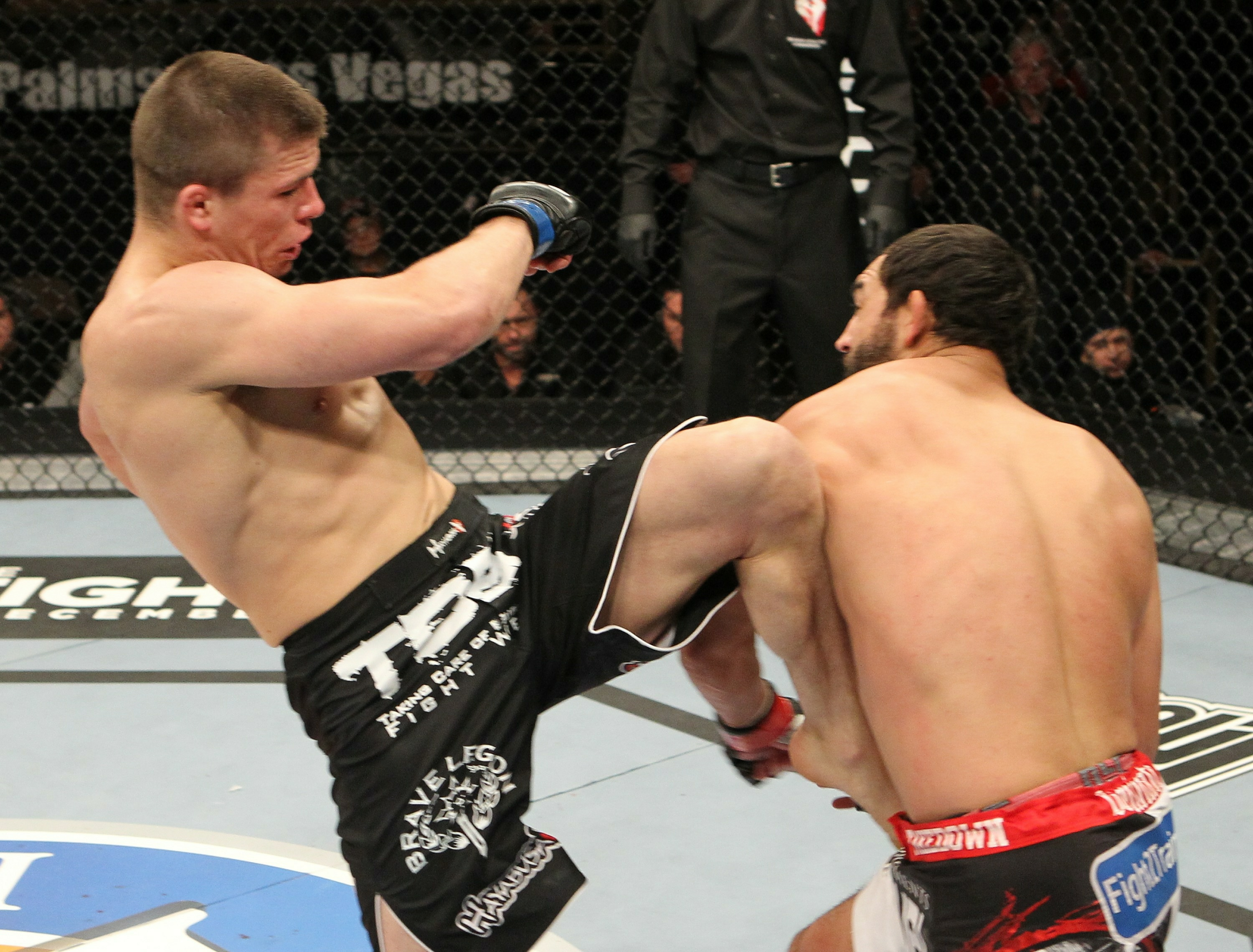 Rick Story vs Johny Hendricks