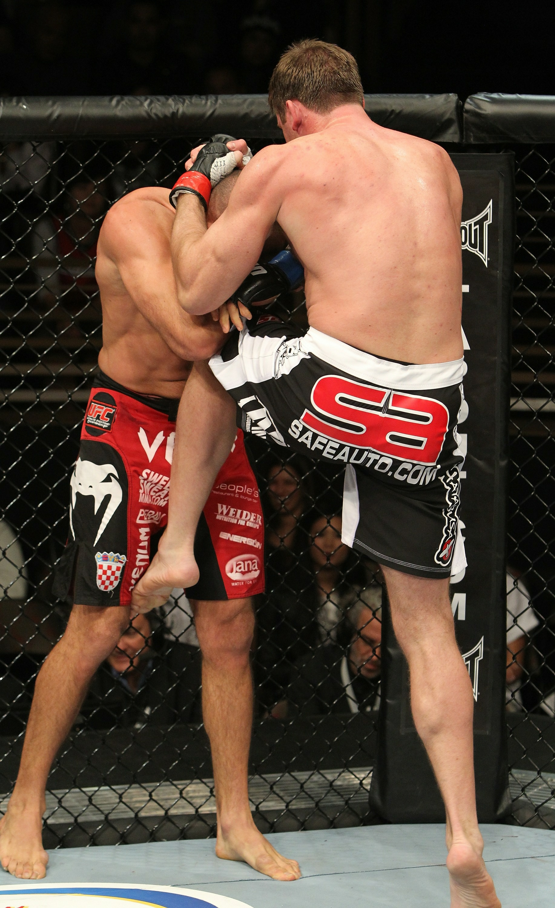 Stephan Bonnar vs Igor Pokrajac