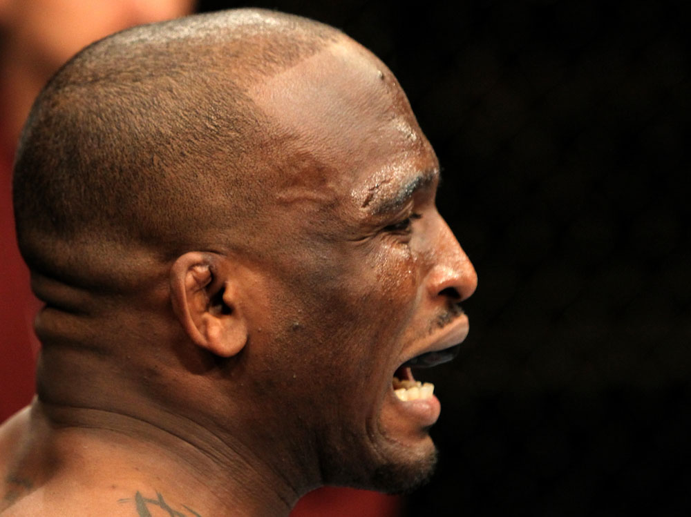 The Ultimate Fighter Season 13 Finale: Shamar Bailey