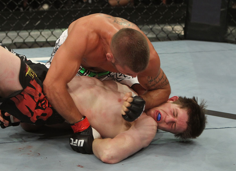 The Ultimate Fighter Season 13 Finale: Stephens vs. Downes