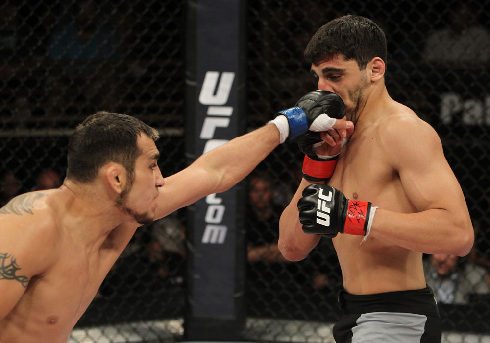 The Ultimate Fighter Season 13 Finale: Nijem vs. Ferguson