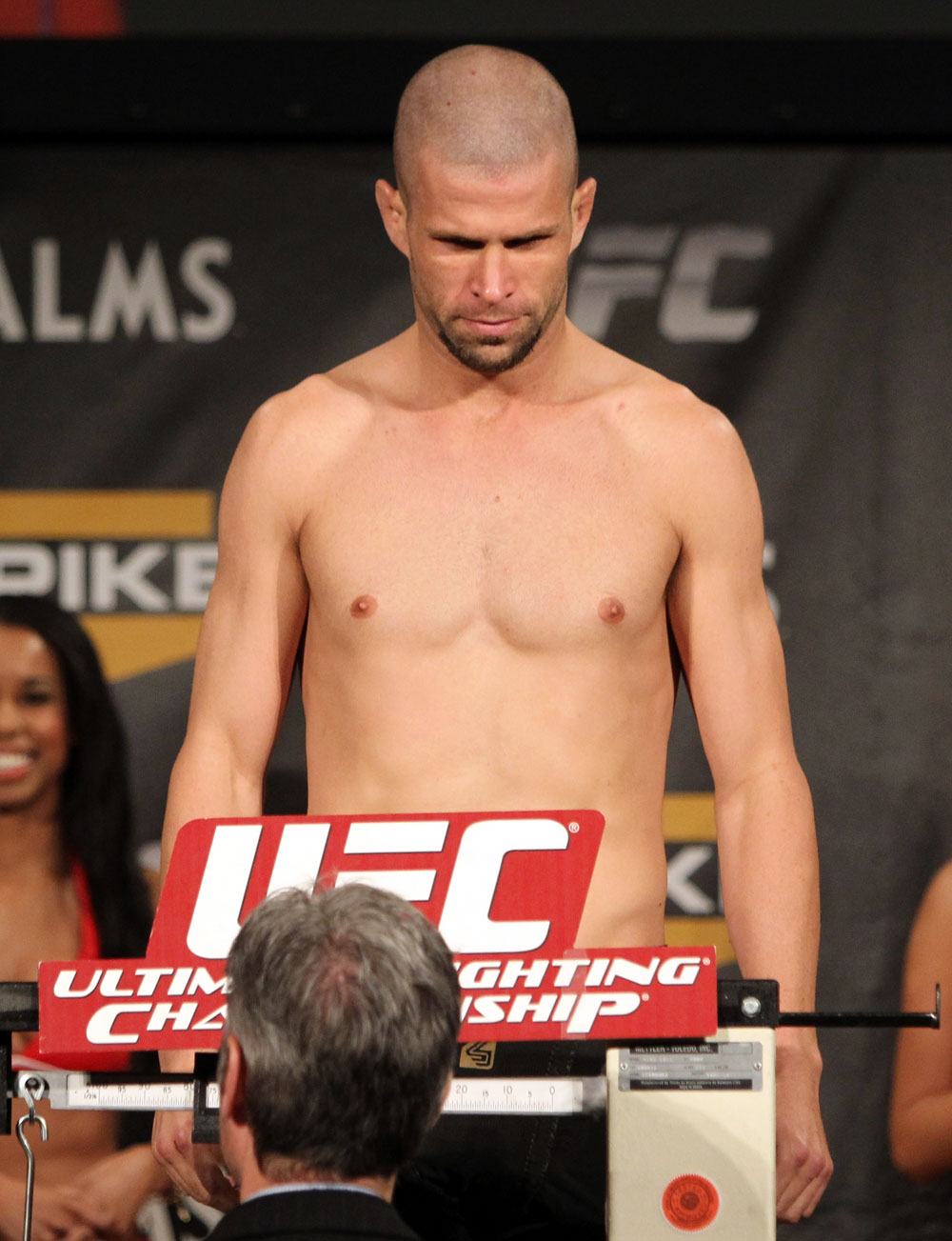 TUF 13 Finale Weigh-ins: Chris Cope