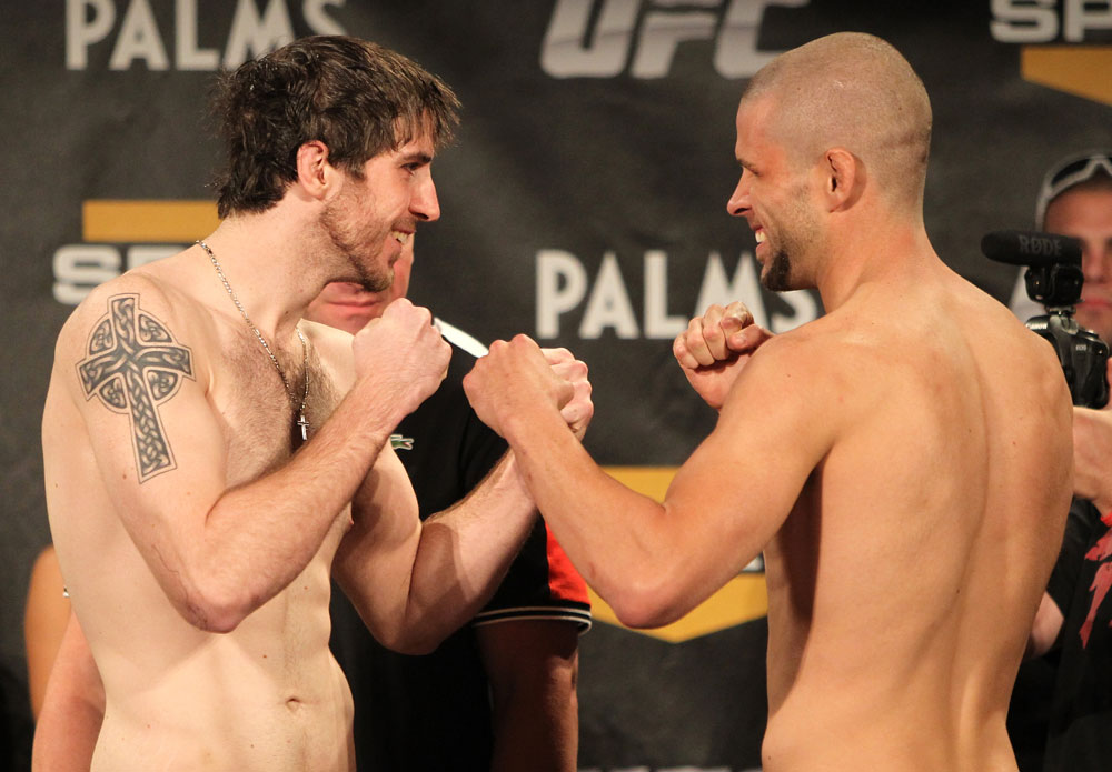 TUF 13 Finale Weigh-ins: O'Neil vs. Cope
