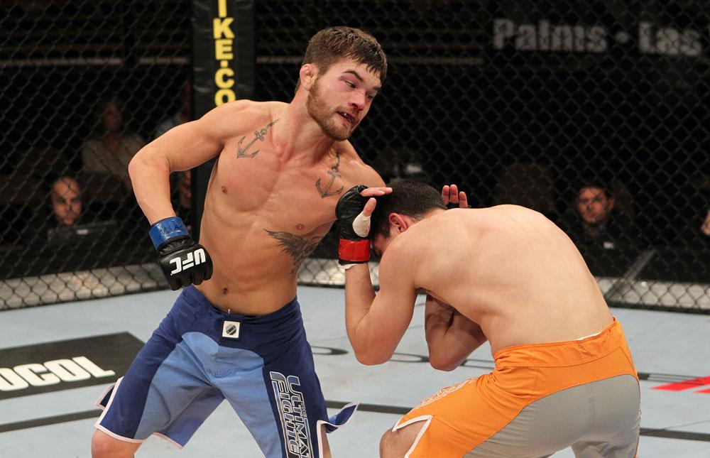 UFC flyweight Josh Ferguson
