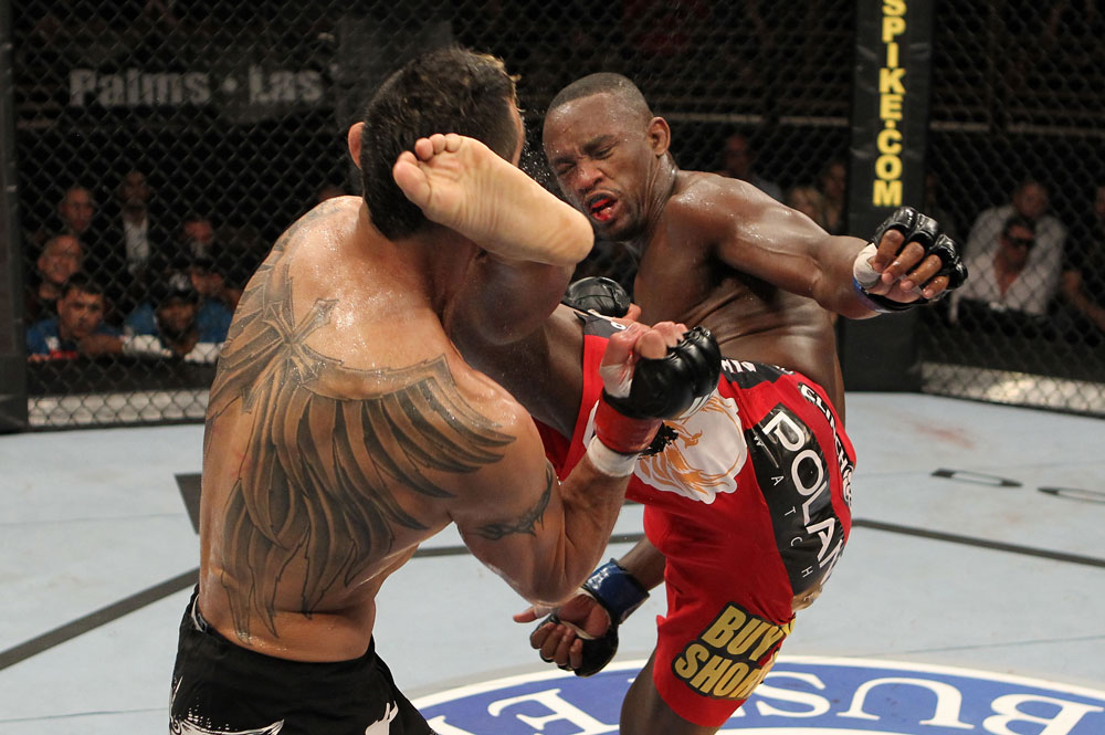 UFC lightweight Yves Edwards