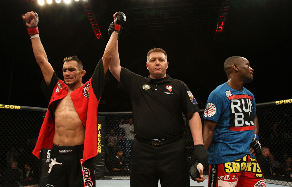 Tony Ferguson & Yves Edwards
