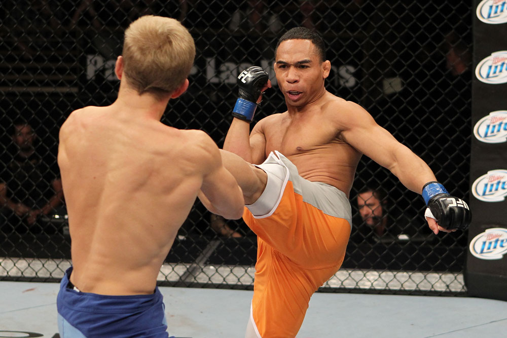 UFC flyweight John Dodson