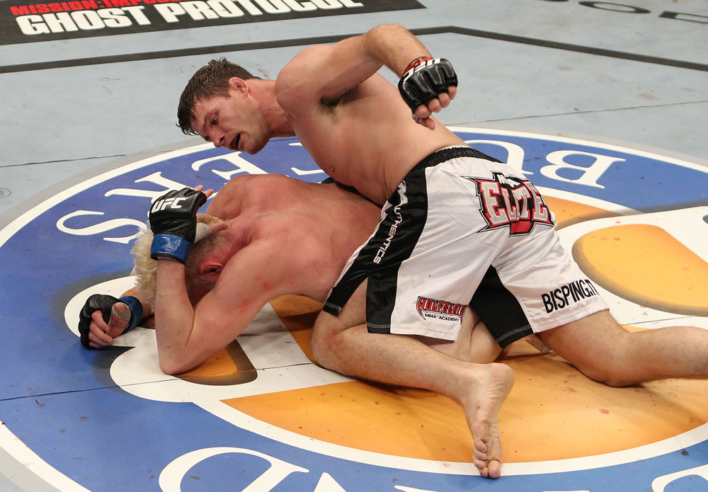 "Michael Bisping vs Jason ""Mayhem"" Miller"