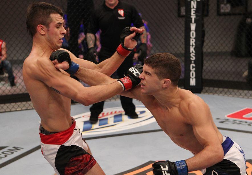 UFC lightweight Al Iaquinta
