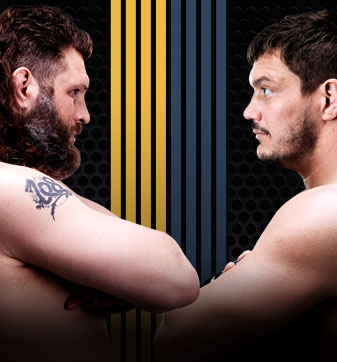 Nelson vs. Mitrione - Saturday on FX