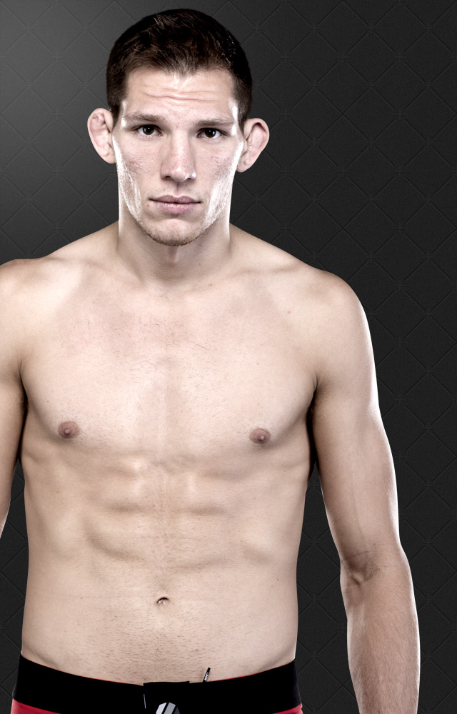 UFC middleweight Luke Barnatt