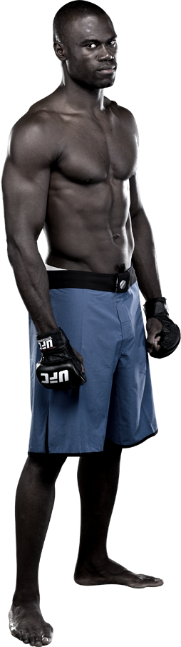 TUF 17 middleweight finalist Uriah Hall