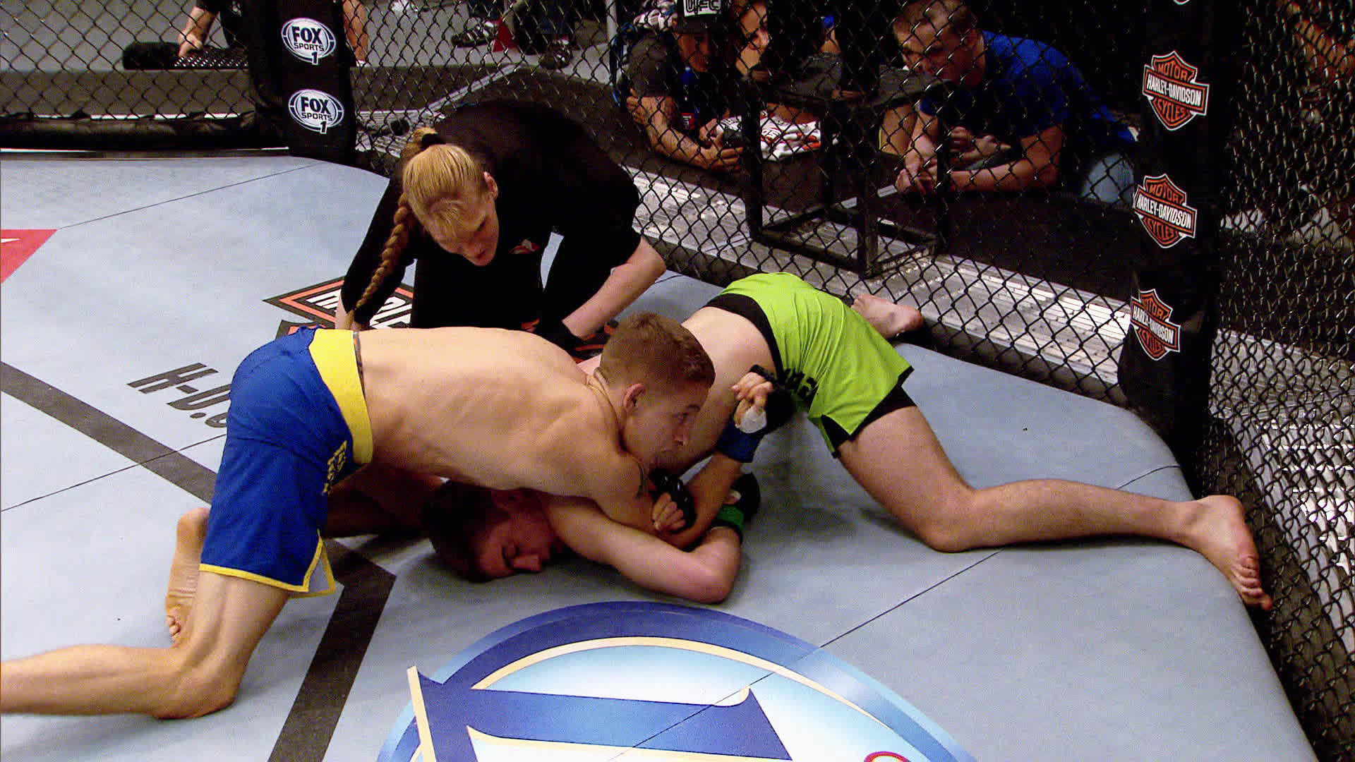 the ultimate fighter competition Competition heats up as the season winds down when patrick cote and kyle noke square in the coaches challenge plus, richard walsh and olivier aubin-mercier.