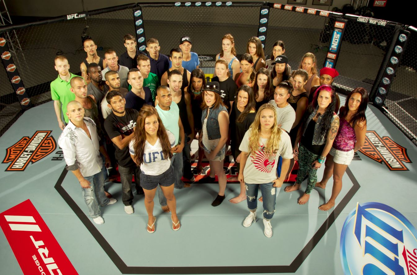 Cast of TUF 18