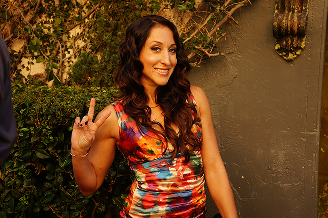 Ultimate Fighter 20 Cast Member <a href='../fighter/Jessica-Penne'>Jessica Penne</a>