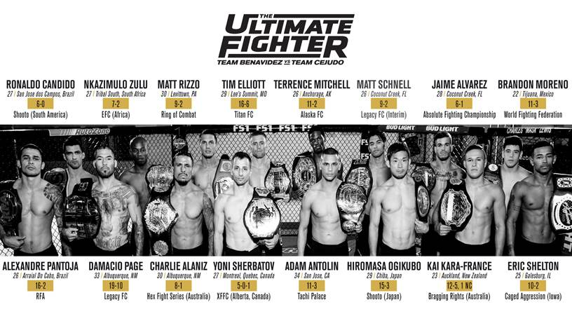 the ultimate fighter 24 ep 1 preview ufc news