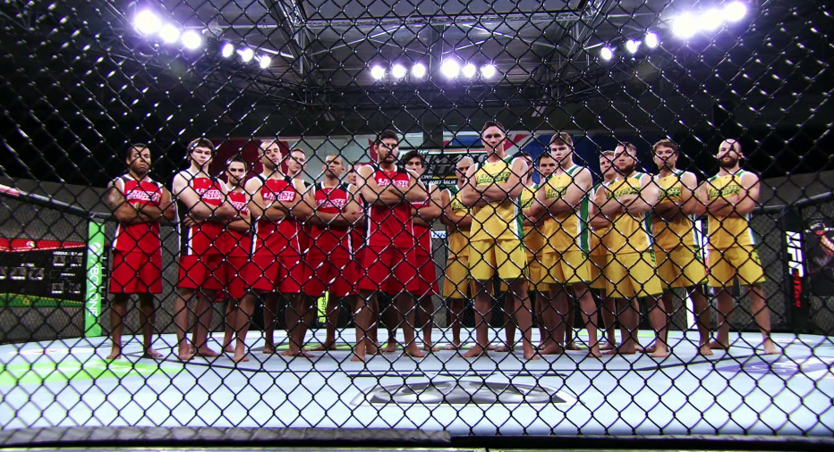 TUF Nations Week Eight Preview
