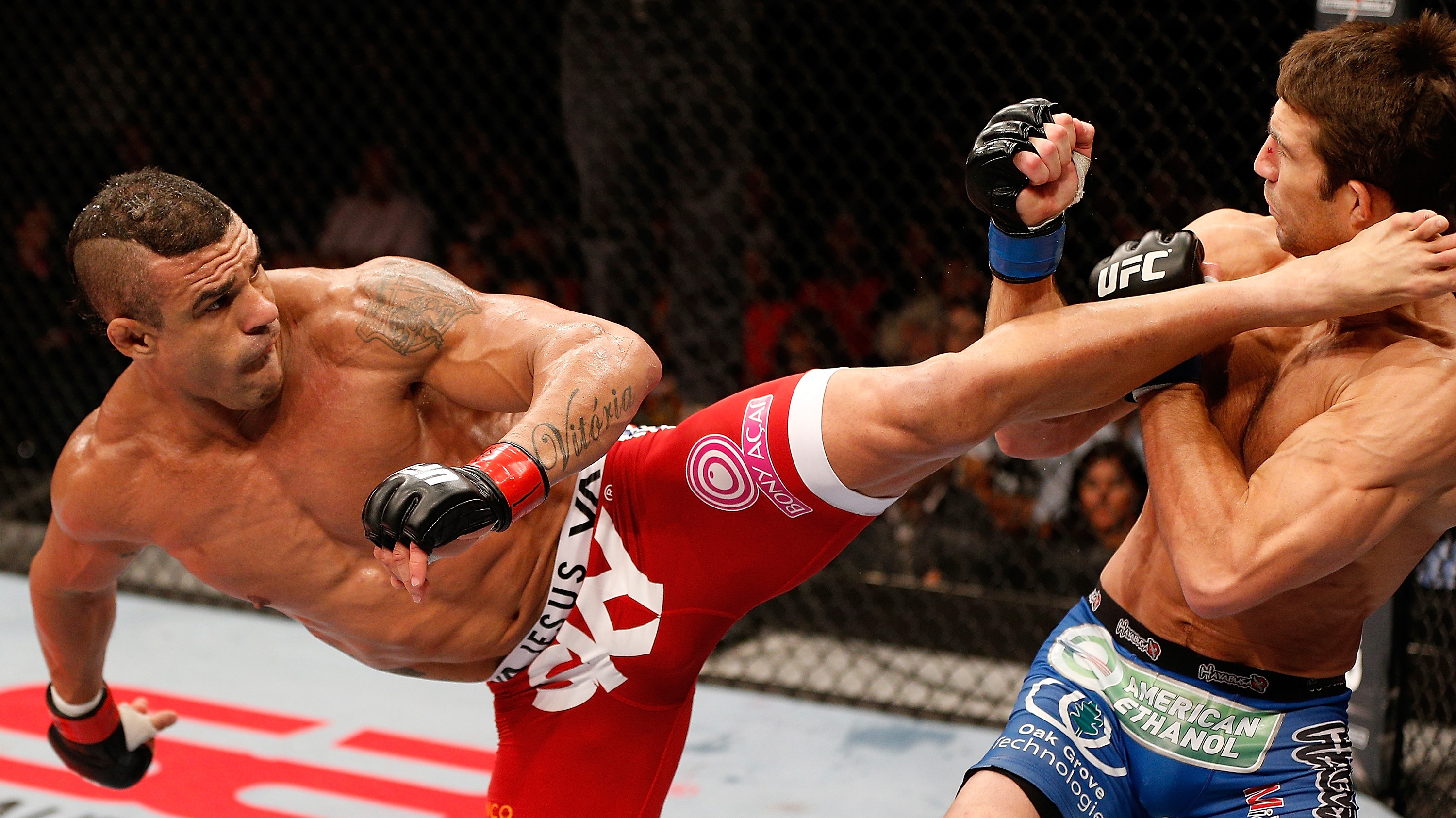 Vitor Belfort (Photo by Josh Hedges/Zuffa LLC/Zuffa LLC via Getty Images)