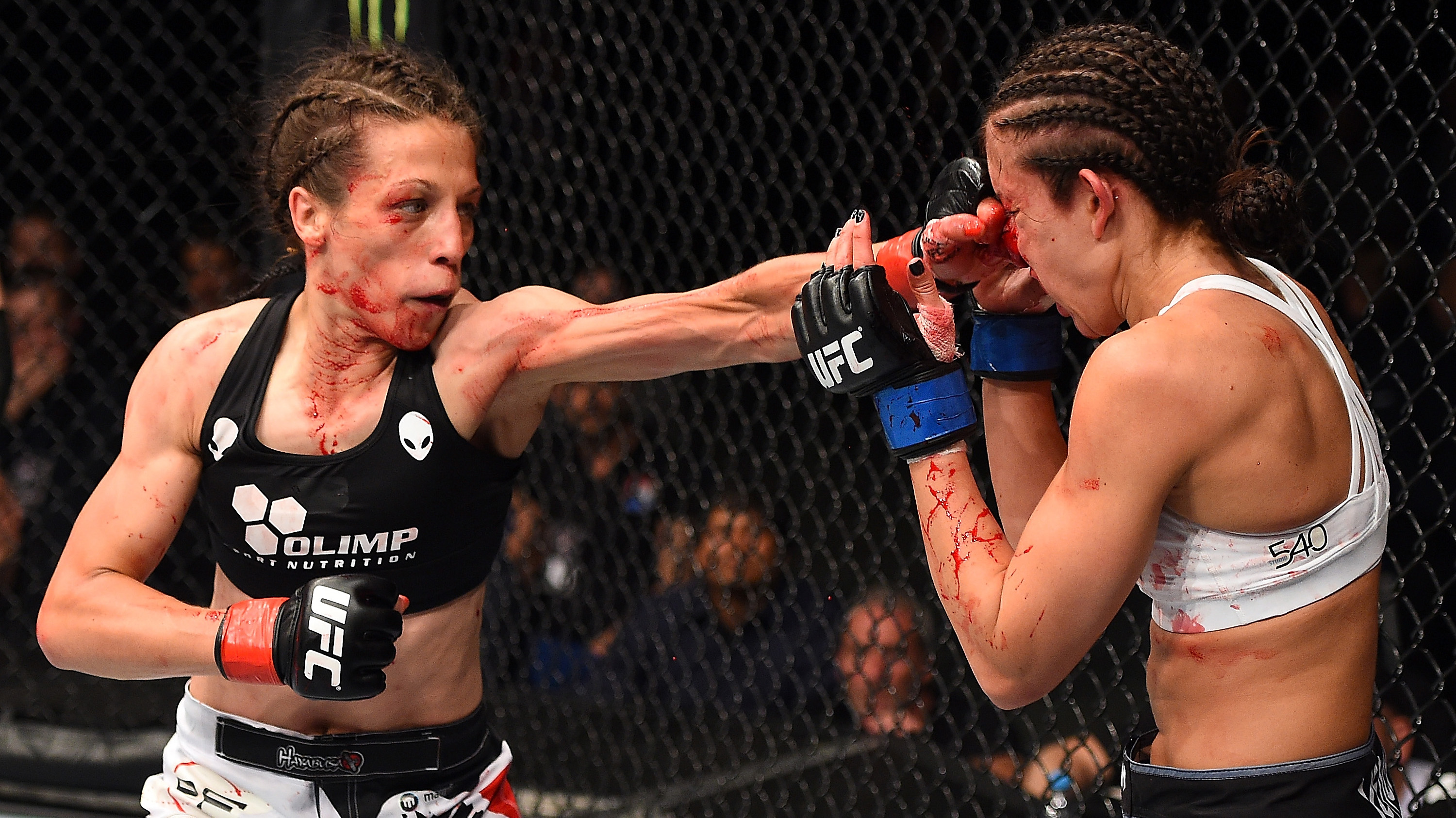 Joanna Jedrzejczyk (Photo by Josh Hedges/Zuffa LLC/Zuffa LLC via Getty Images)