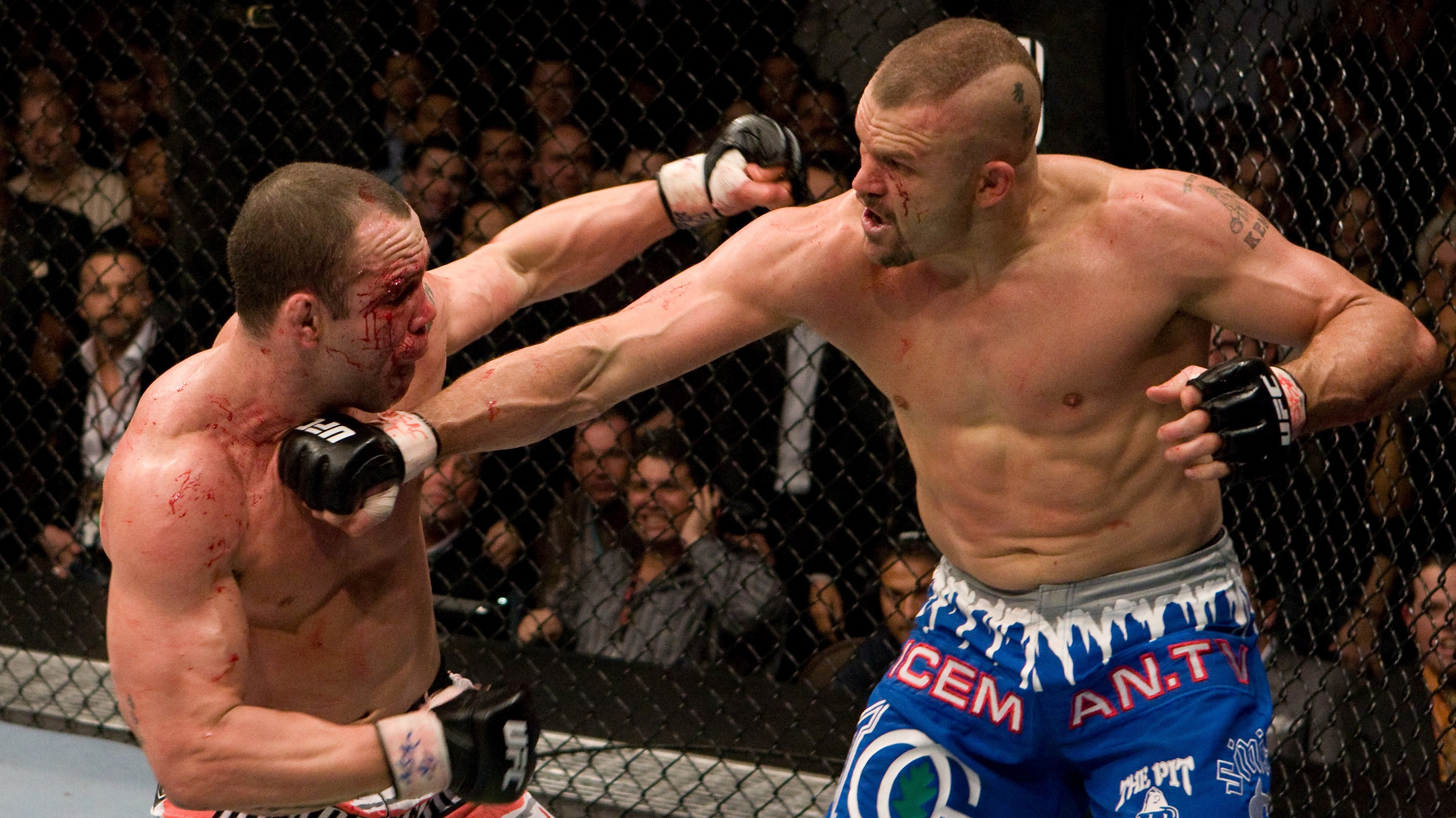 Chuck Liddell (Photo by Josh Hedges/Zuffa LLC via Getty Images)