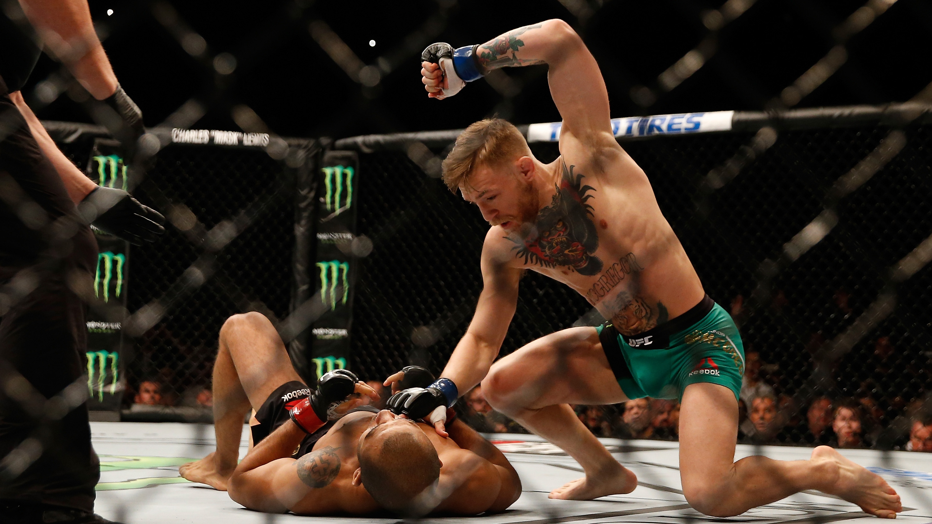 Conor McGregor (Photo by Christian Petersen/Zuffa LLC/Zuffa LLC via Getty Images)