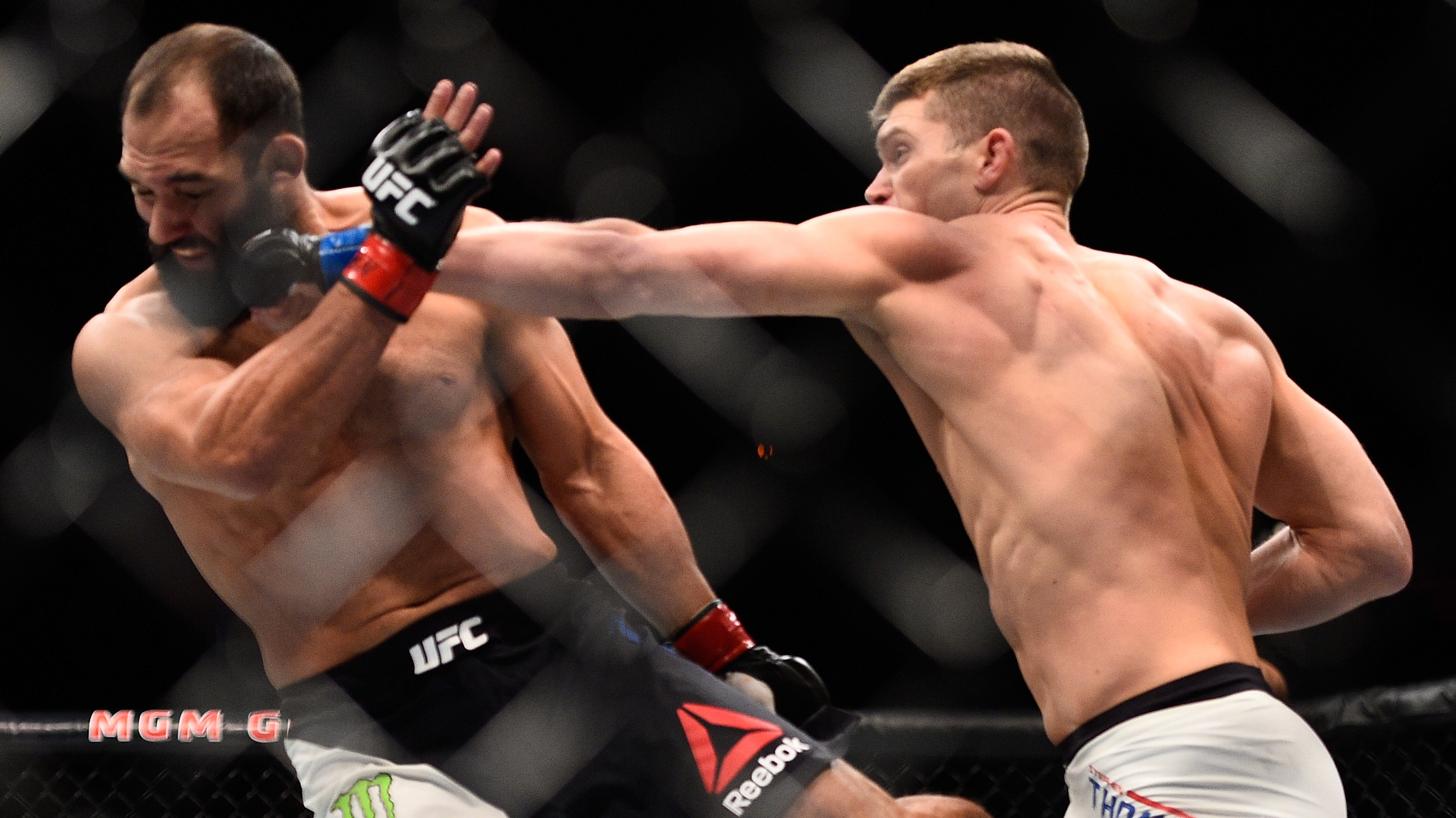 Stephen Thompson (Photo by Jeff Bottari/Zuffa LLC/Zuffa LLC via Getty Images)