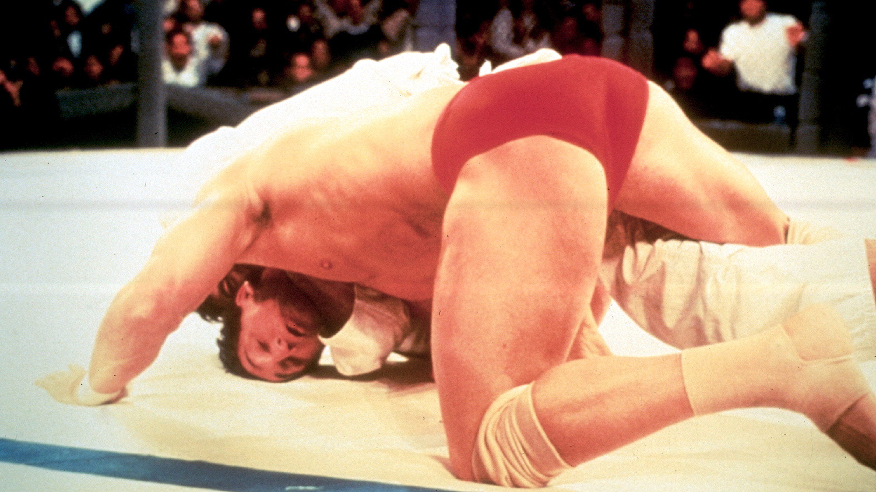 UFC 1 saw the first of many great upsets in history (Photo credit: UFC archives)