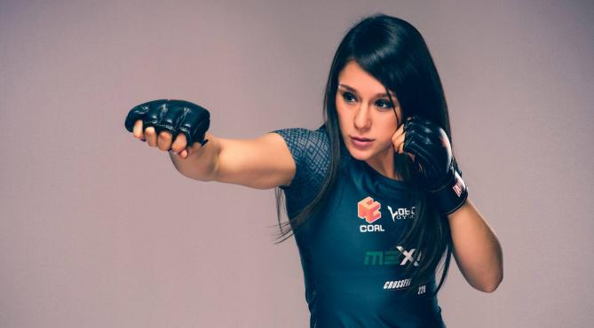 <a href='../fighter/alexa-grasso'>Alexa Grasso</a> (8-0) makes her UFC debut on Saturday at Fight Night Mexico City against <a href='../fighter/Heather-Clark'>Heather Jo Clark</a>.